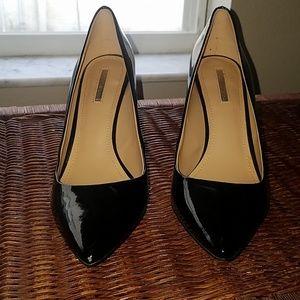 BCBGENERATION Black Patent Leather Heels